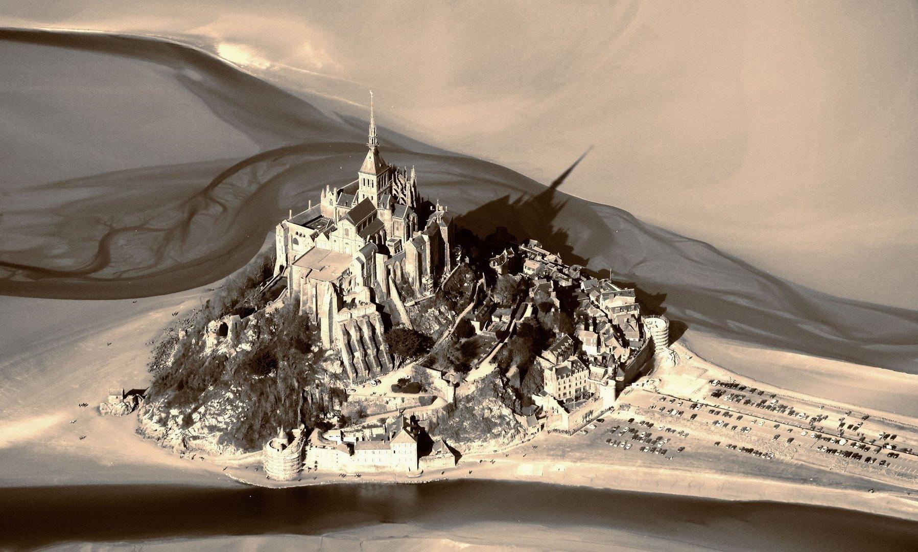 Mont St.Michel (2)