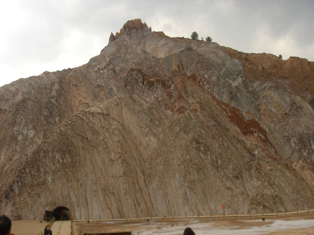 montaña de sal (Cardona)