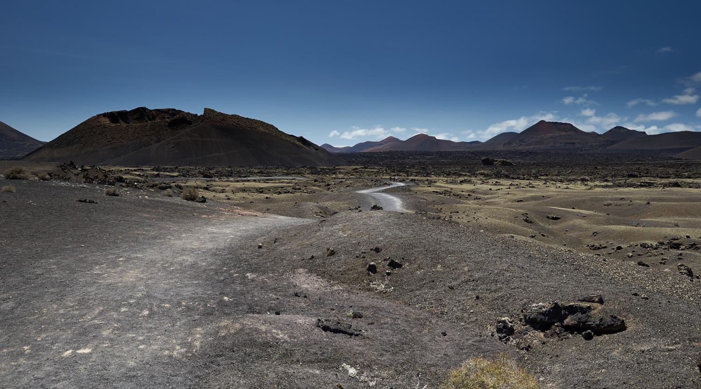 Montaña del Cuervo, Lanzarote