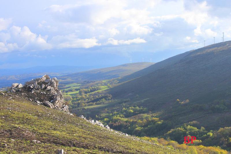 Montañas de Galicia