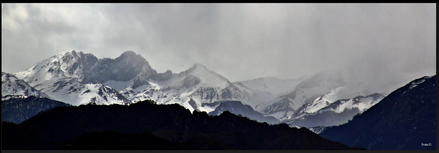 Montañas del norte