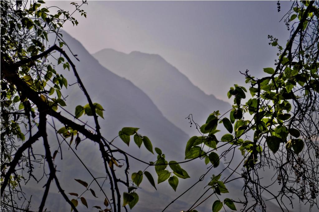 Montañas en Callahuanca - Huarochirí