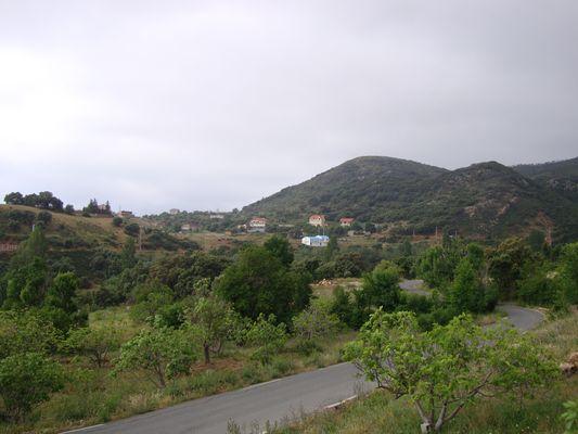 montagne - kabylie