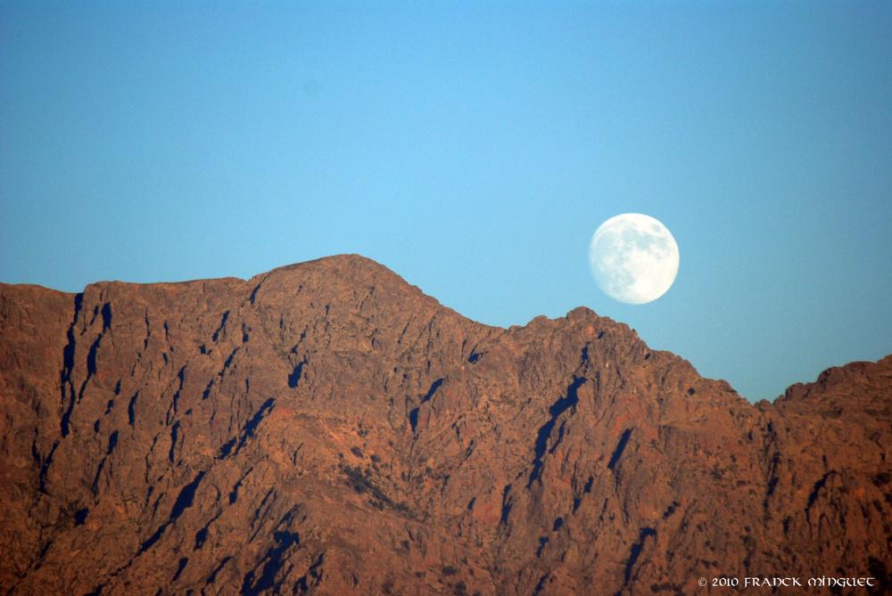 Montagne & Lune