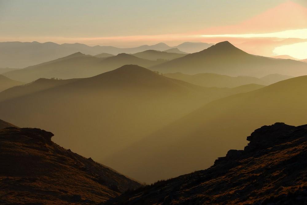 Montagne magique