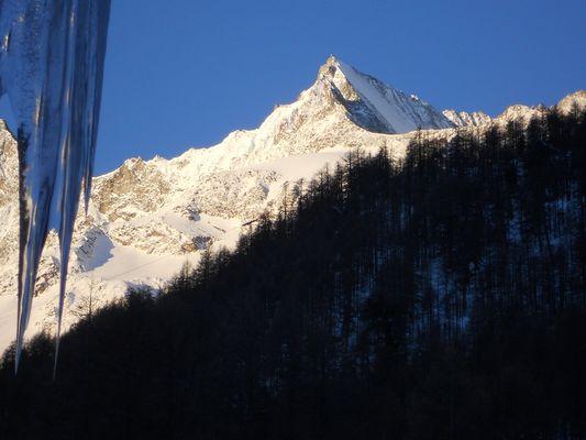montagne suisse