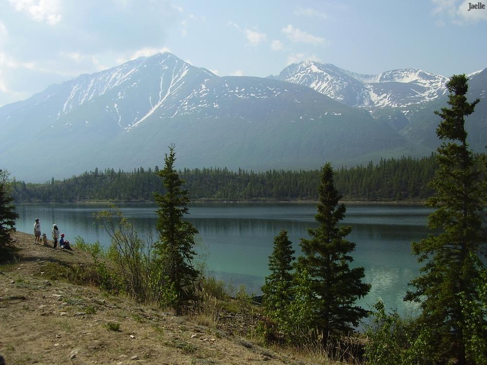 Montagne&lac