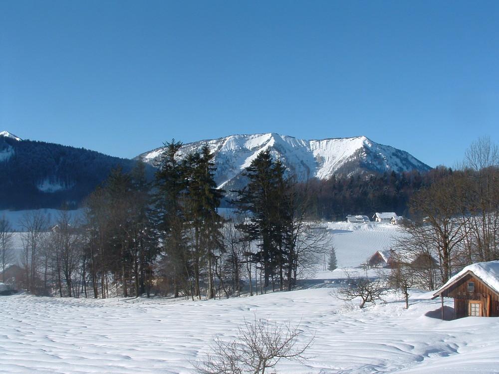 Montagnes Autrichiennes