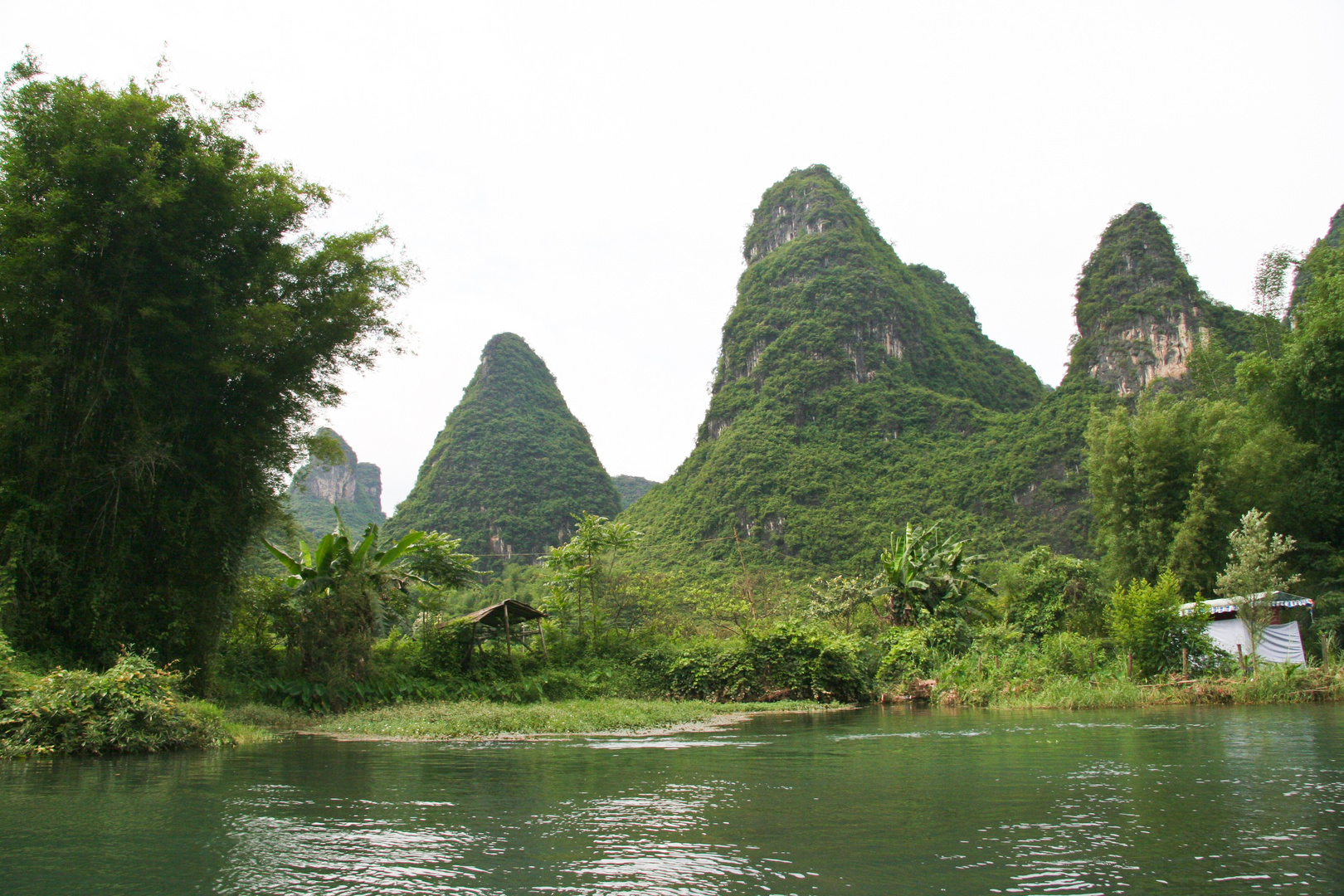 Montagnes de Guilin