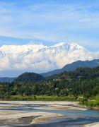 Montagnes de l'himmalaya, 8000 mètres...