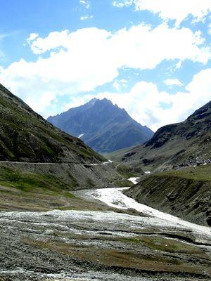 Montagnes d'himalaya
