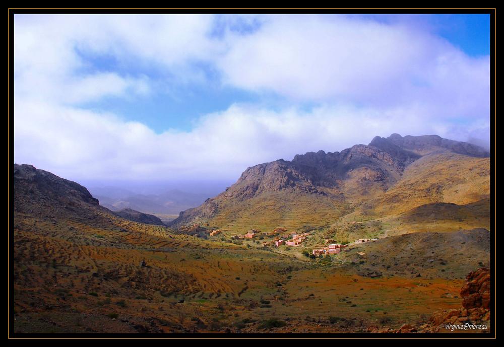 Montagnes du Moyen Atlas