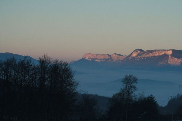 montagnes du vercors