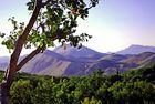 Montagnes en Dalmatie