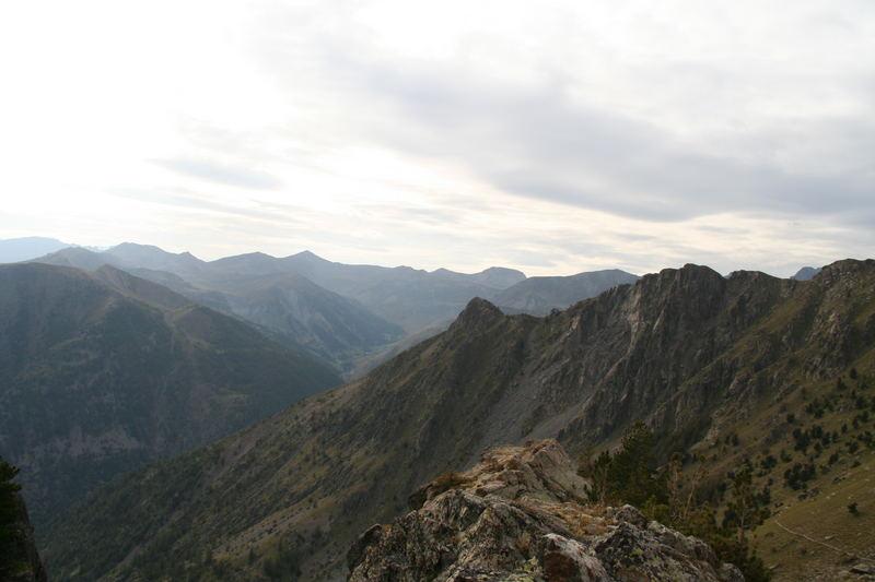 Montagnes et paysages