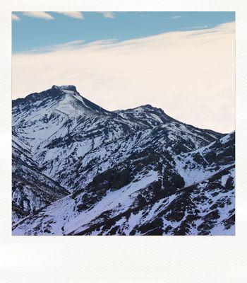 Montagnes of the big atlas