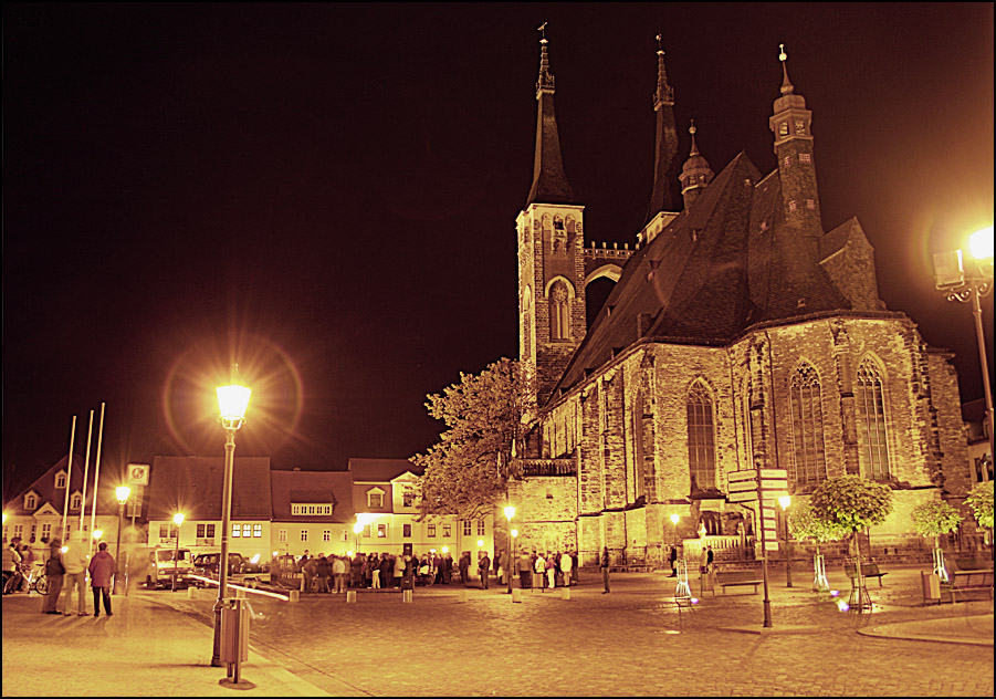 Montags in Anhalt
