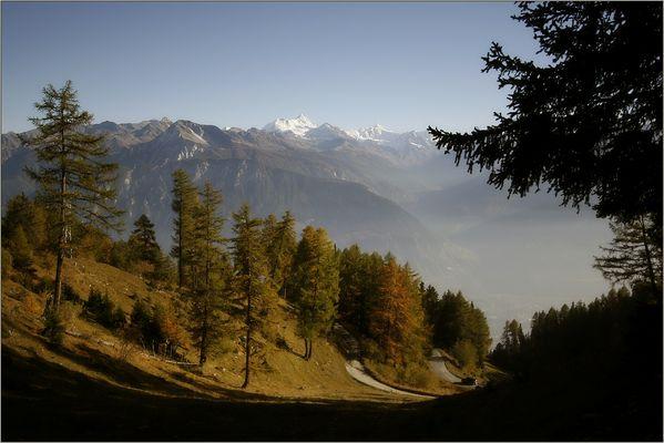 Montana, automne 1