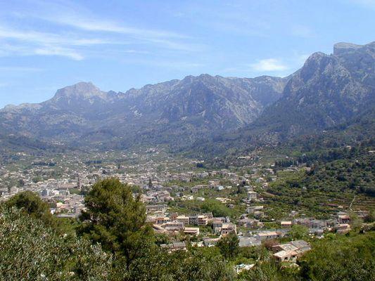montanas en Mallorca