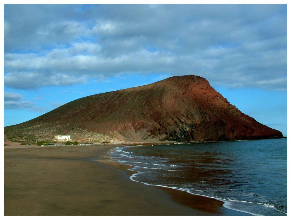 Montanja Roja - El Medano - Tenerife