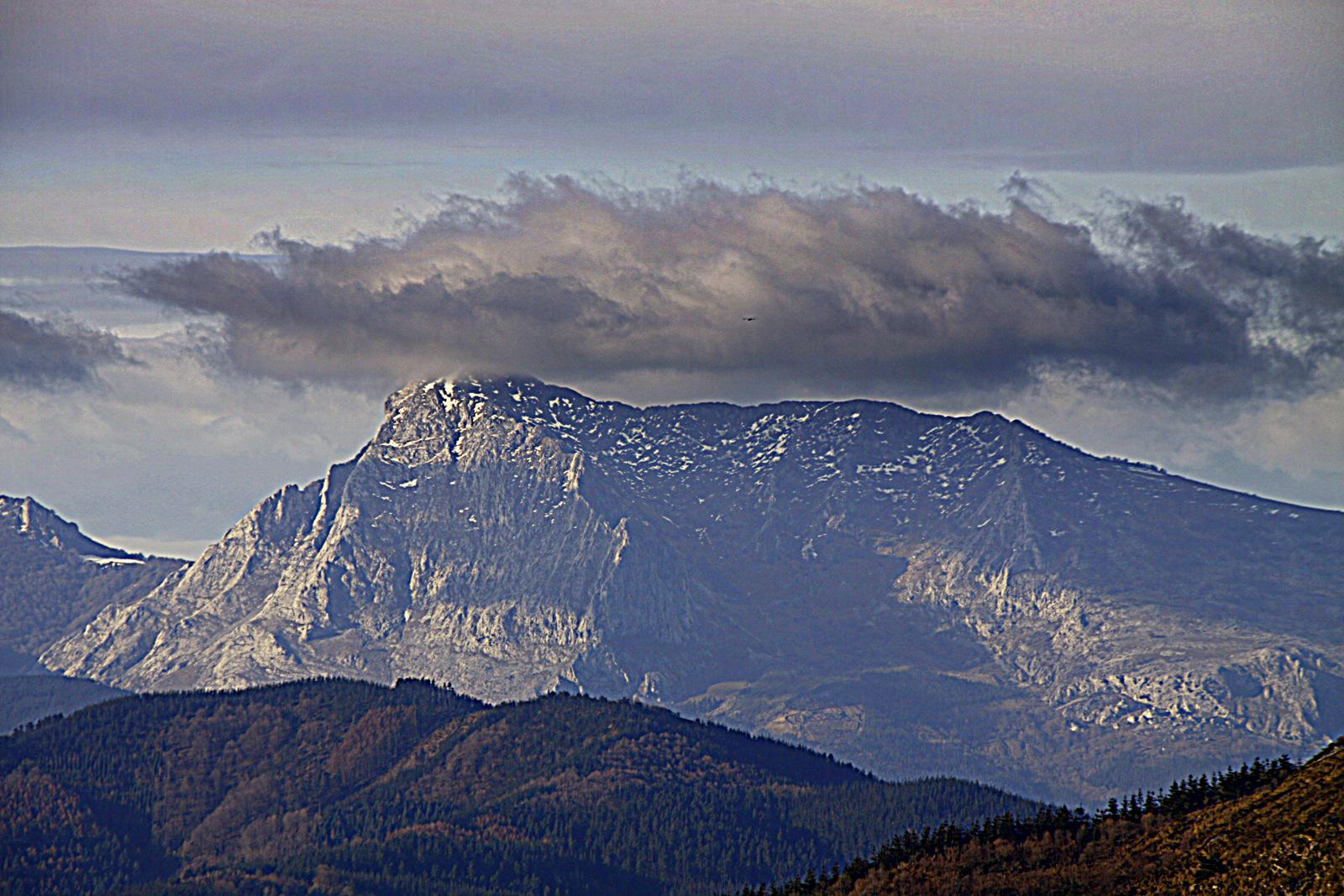 Monte Anboto. Durango.Bizkaia