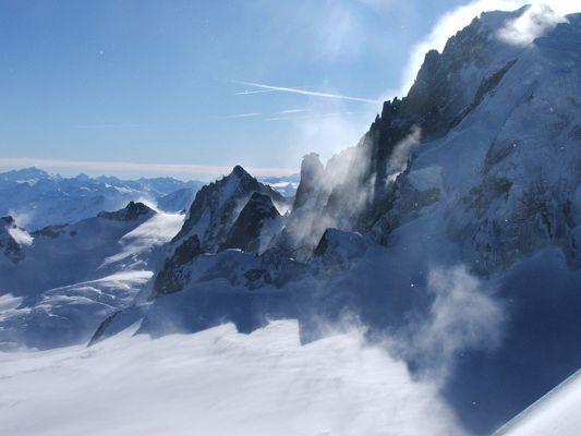 Monte Bianco Inevato