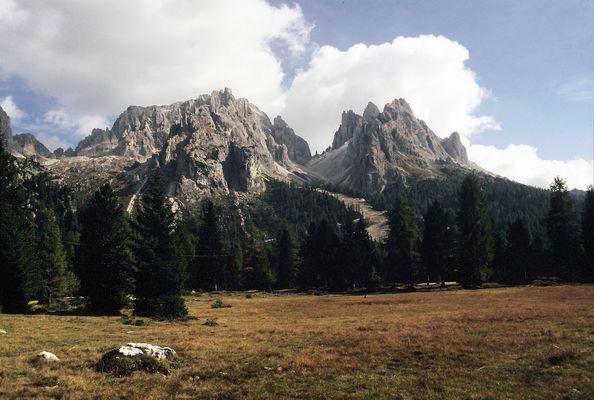 Monte Cadini ( Dolomiten )