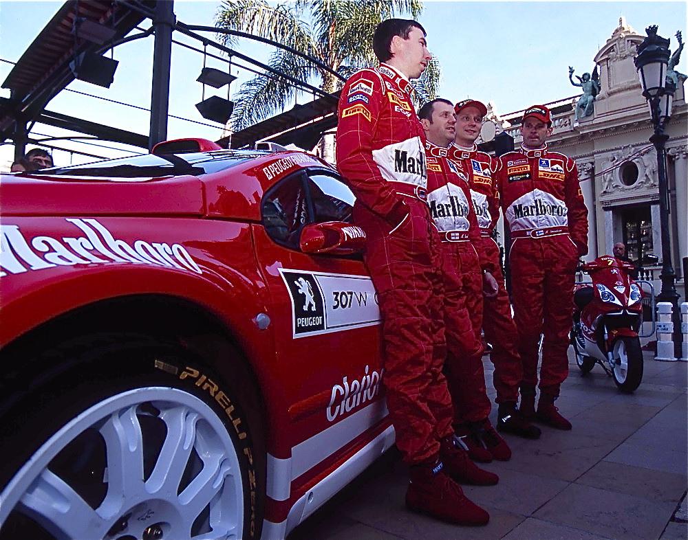 Monté-Carlo 2005 Hommage