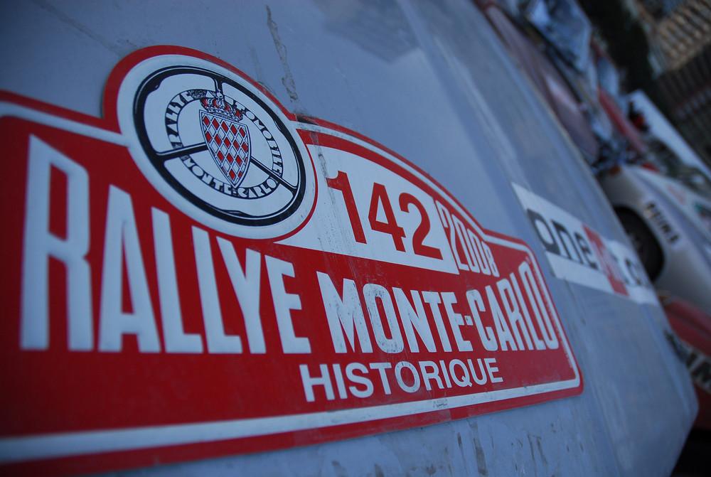 Monte Carlo Historique 08 Arrivée