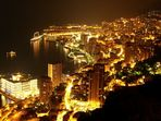 Monte Carlo Nachtpanorama