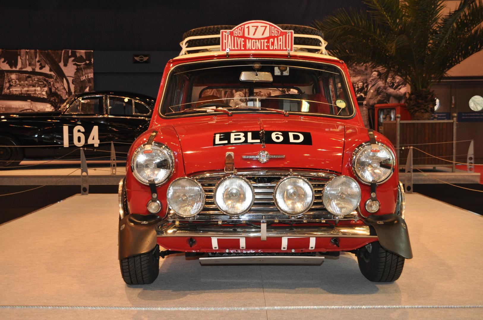 Monte Carlo Sieger 1967