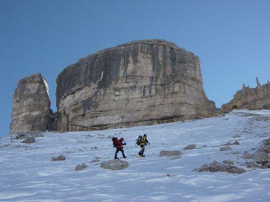 Monte Castello Feb. 2005