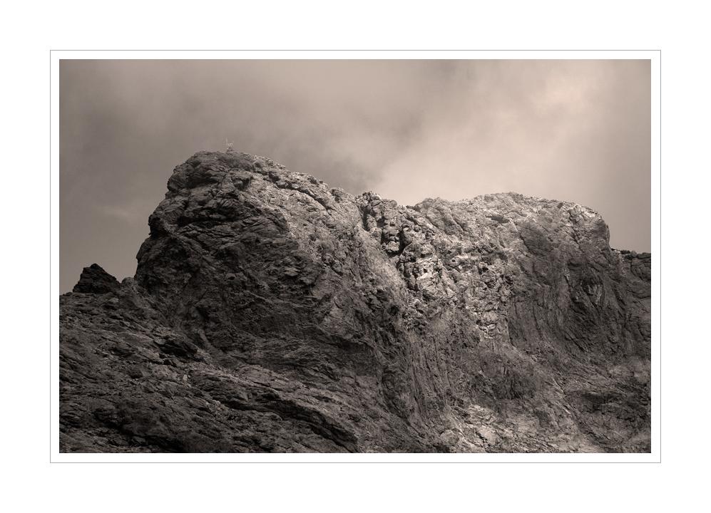 Monte Cinto 2706m - Nebengipfel