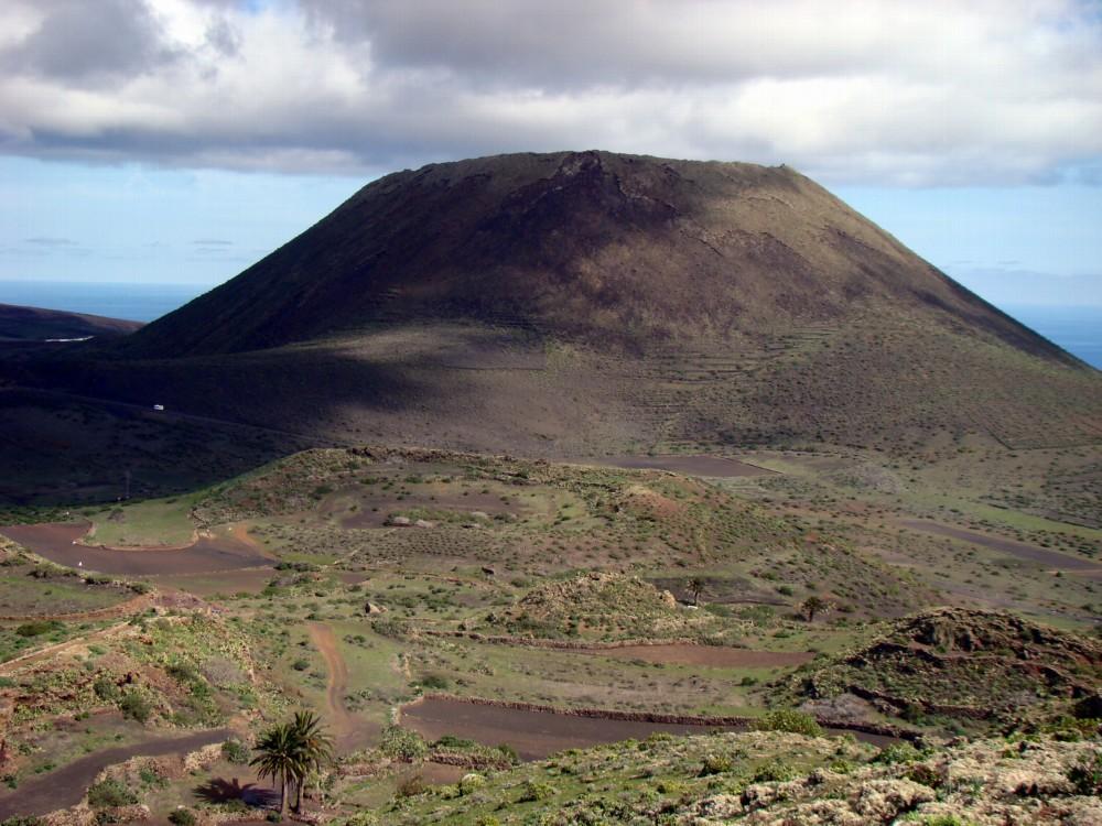 Monte Corona auf Lanzarote