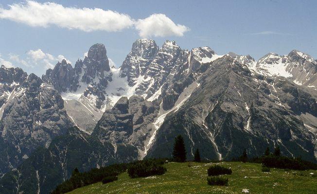 Monte Cristallo (Dolomiten )