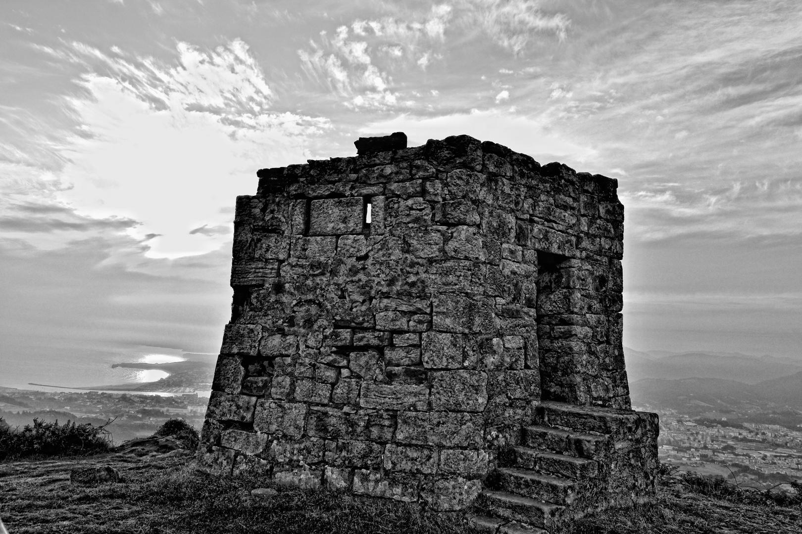 Monte Guadalupe Guipuzkoa