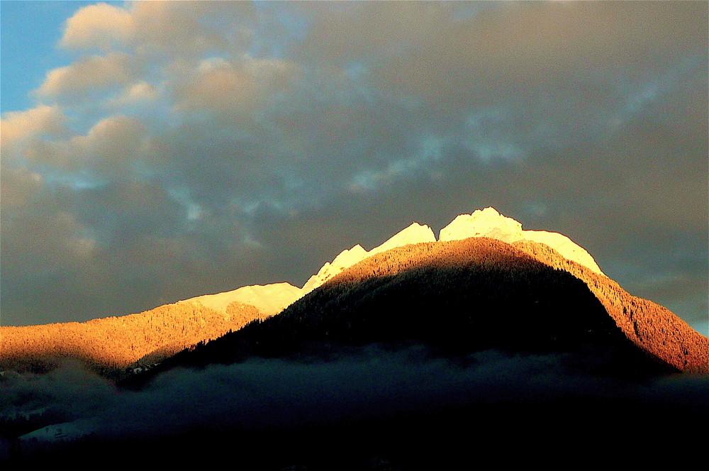 Monte Ivigna a Merano