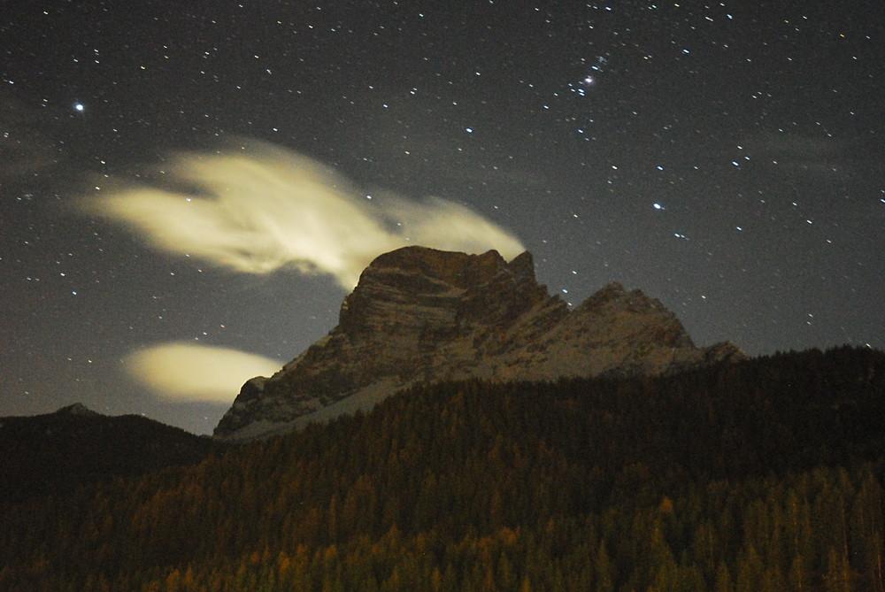 Monte Pelmo da San Vito
