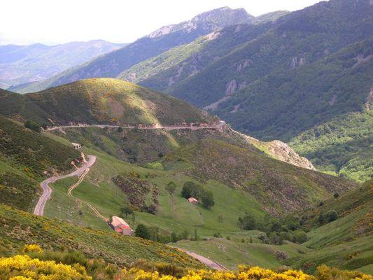 Montée du Tanargue, Cévennes Ardéchoises