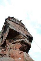 Montée vertigineuse vers les hauts sommets !!!!!