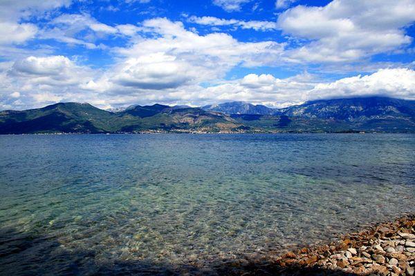 Montenegro Einsamer Strand