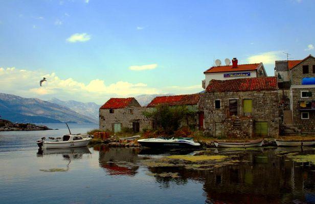 Montenegro Fischerdorf Bjelila