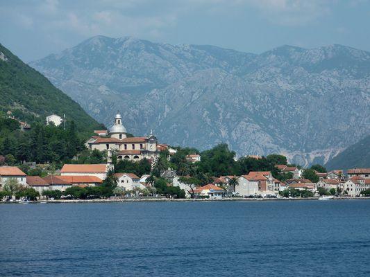 Monténégro - Les bouches de Kotor