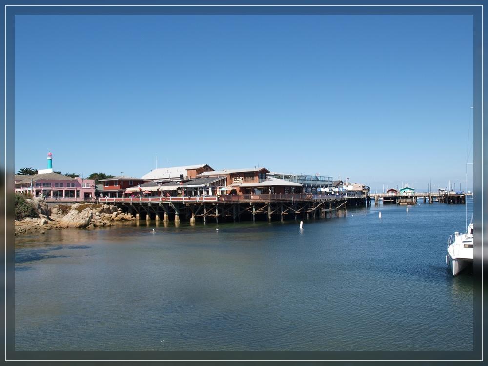 Monterey Fisherman´s Wharf