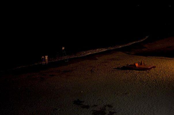 Monterosso poco dopo le 23.