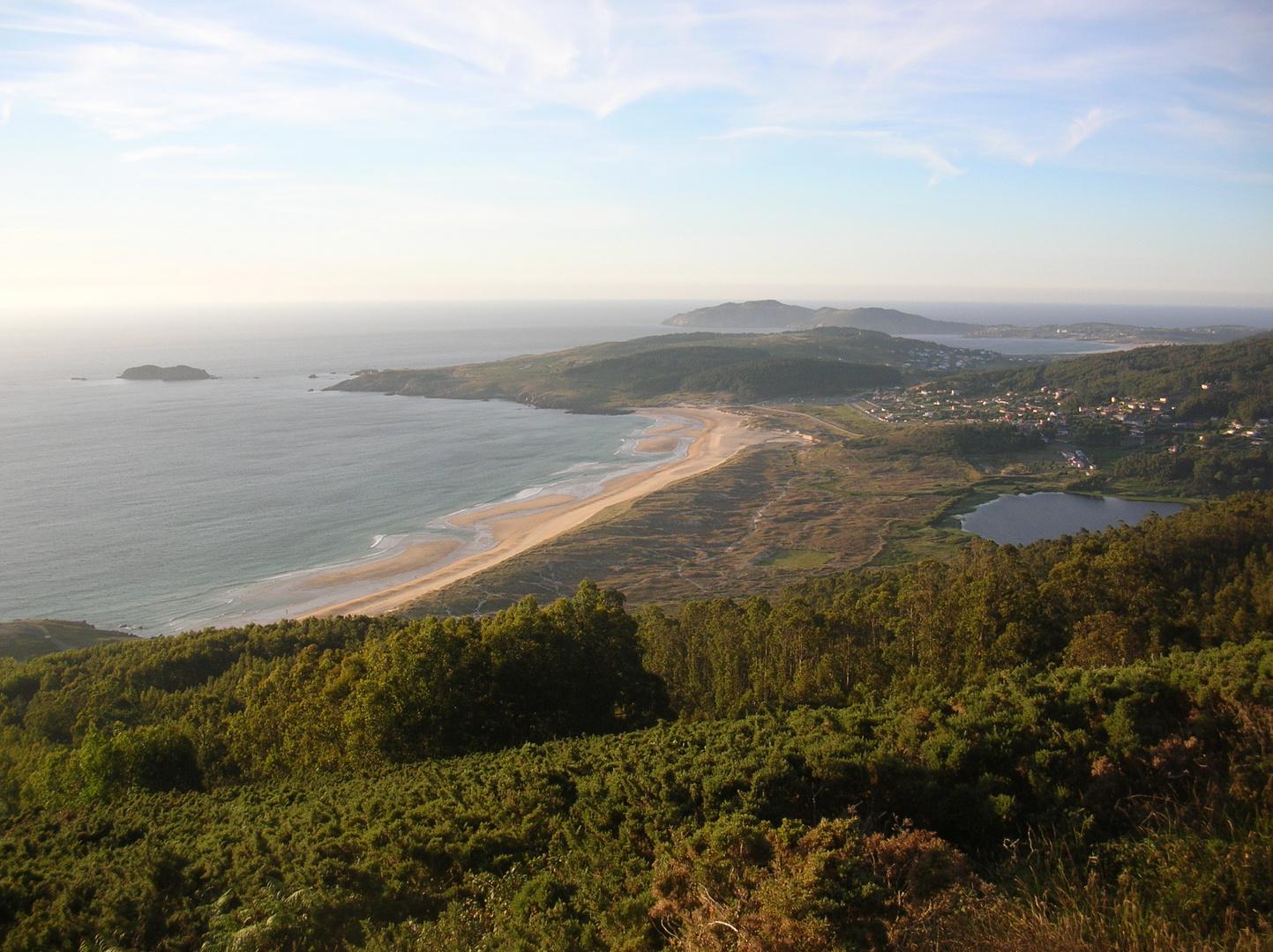 Monteventoso (vistas de la Playa de Doniños)