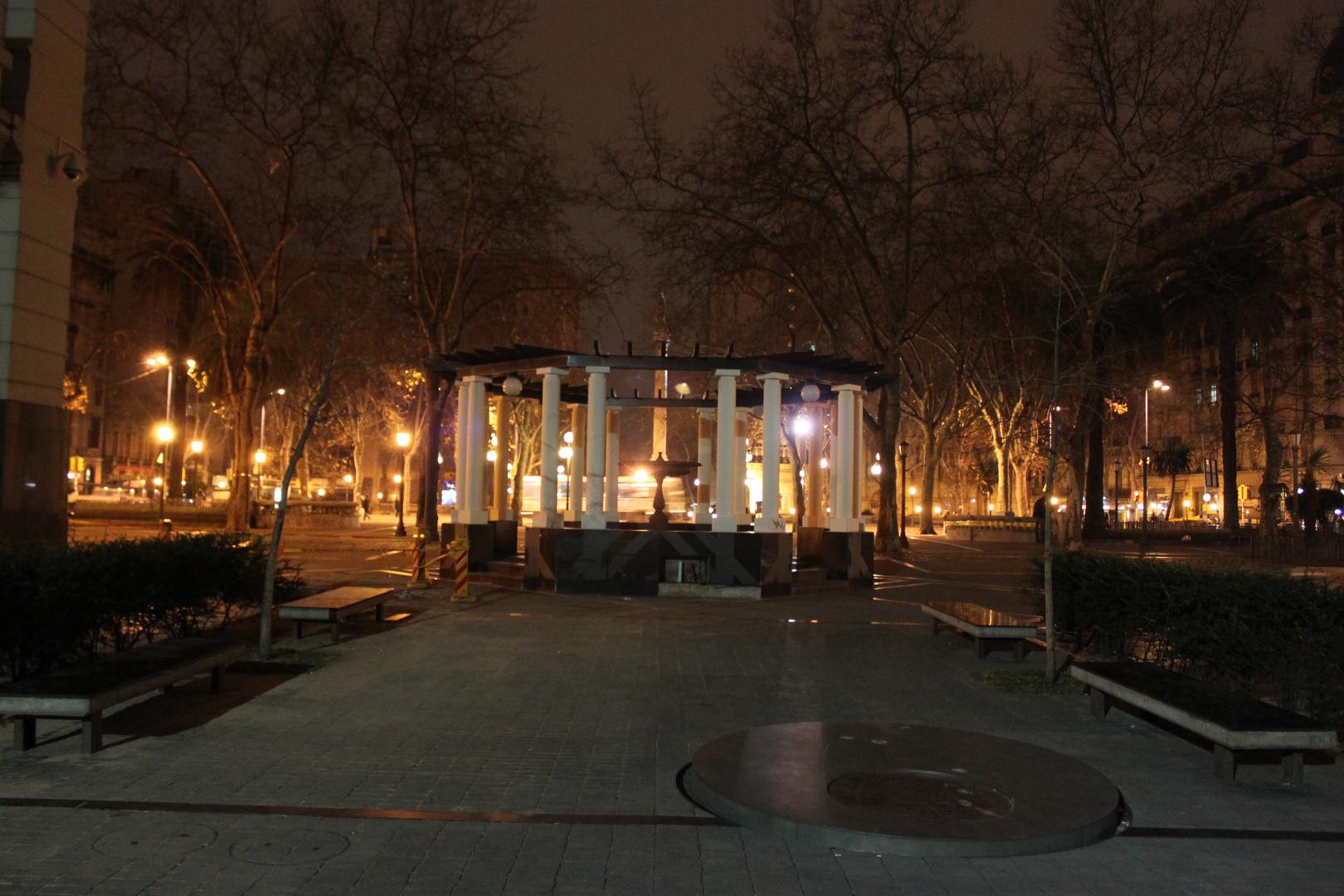 Montevideo - Plaza Cagancha/Plaza Libertad