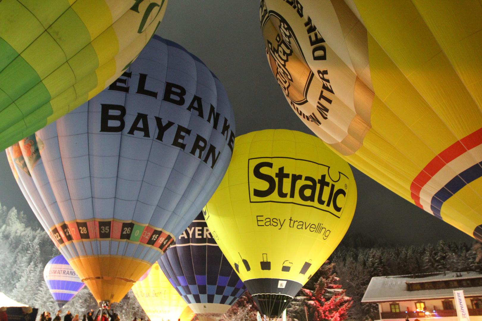 Montgolfiade Tegernsee 2013