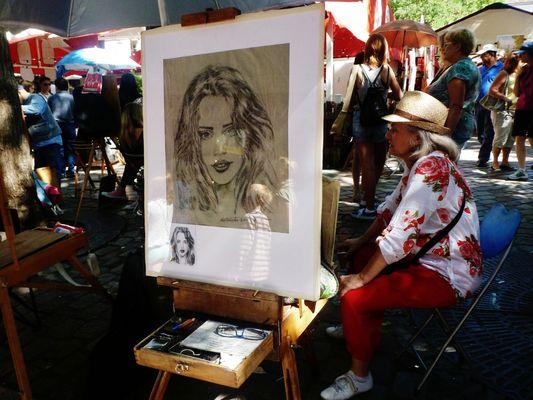 Montmartre aux Artistes