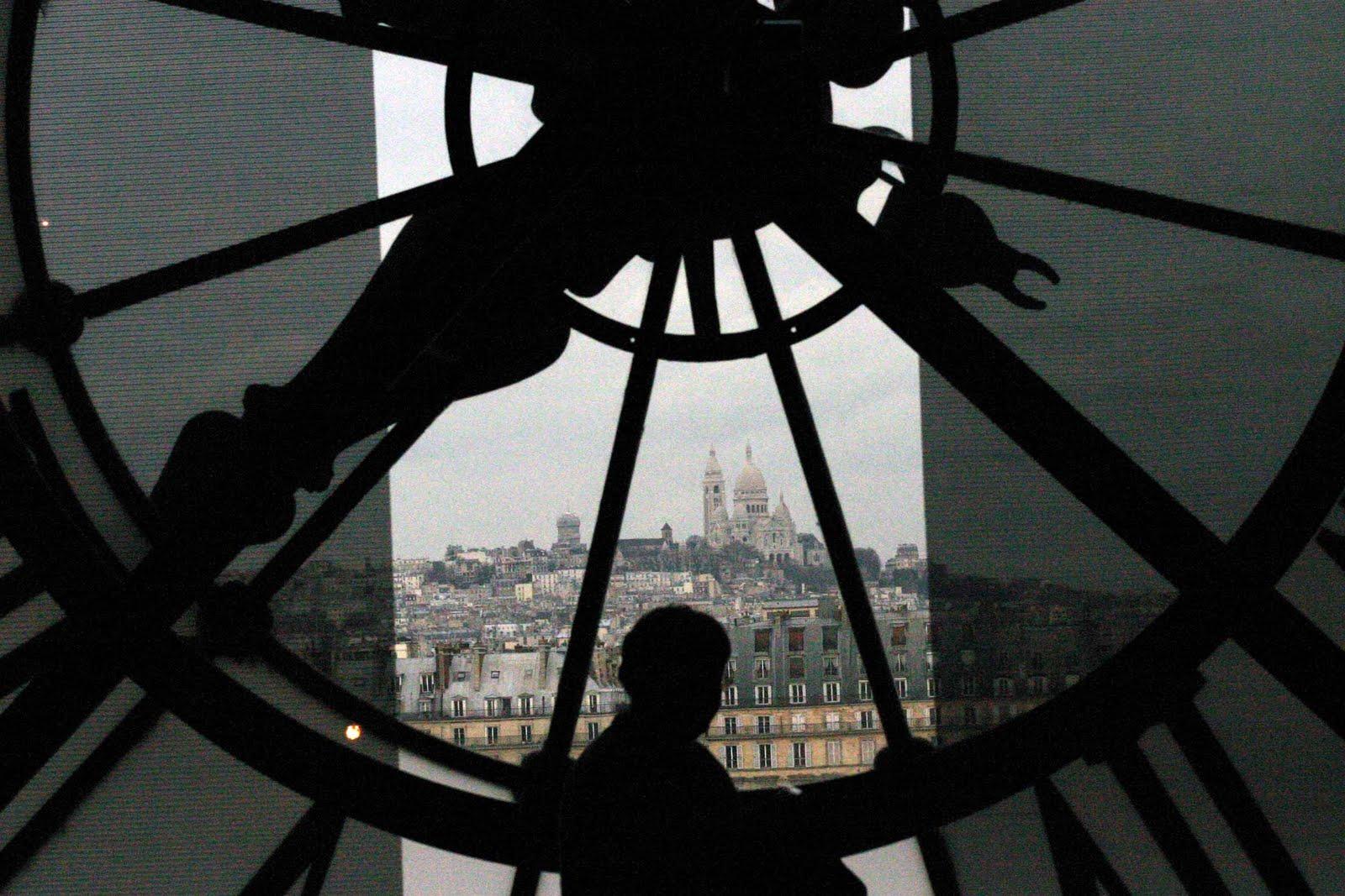 Montmartre desde Orsay